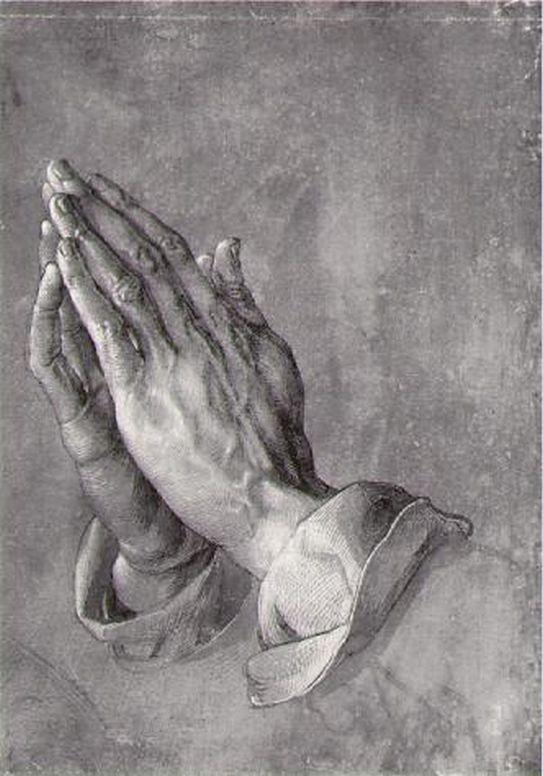 Manos que oran, Albretch Dürer  (1471-1528)