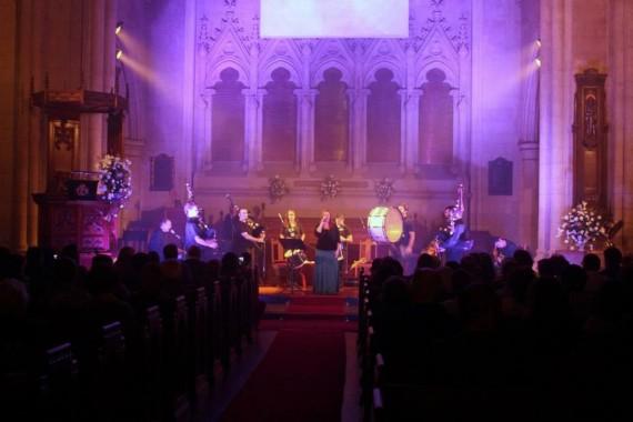 «Volviendo a casa»: Concierto de música celta
