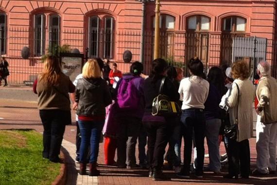 Salida cultural de «El Buen Samaritano» al casco histórico