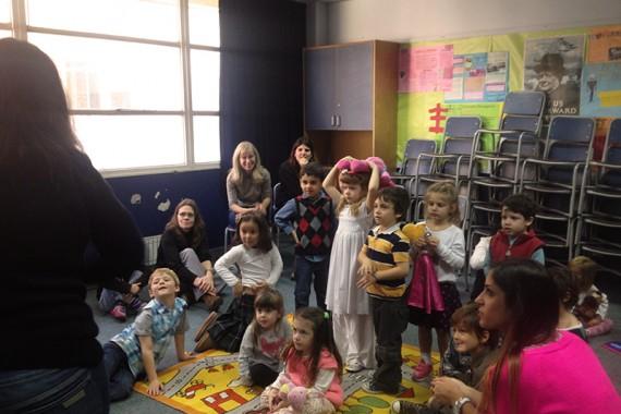 Día de los Fundadores en el Encuentro de Niños