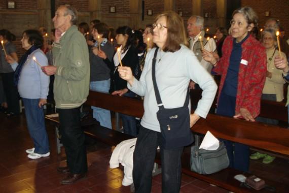 Encuentro ecuménico de oración: Agosto 2014