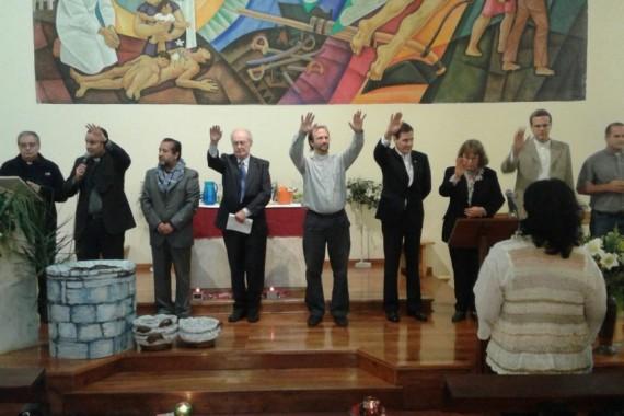 Encuentro ecuménico de Pentecostés