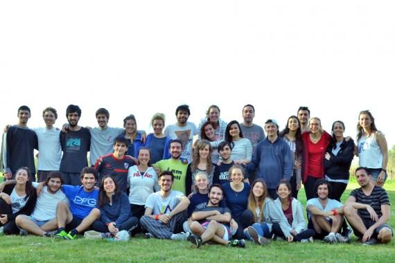 Campamento de Jóvenes 2016