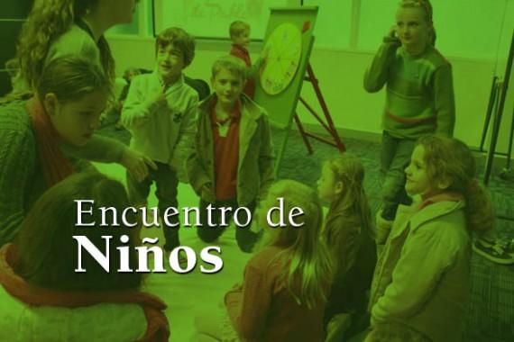 Novedades del Encuentro de Niños