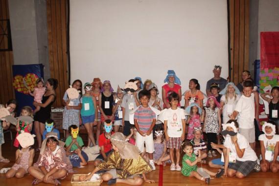 Encuentro de Niños – Cierre 2013