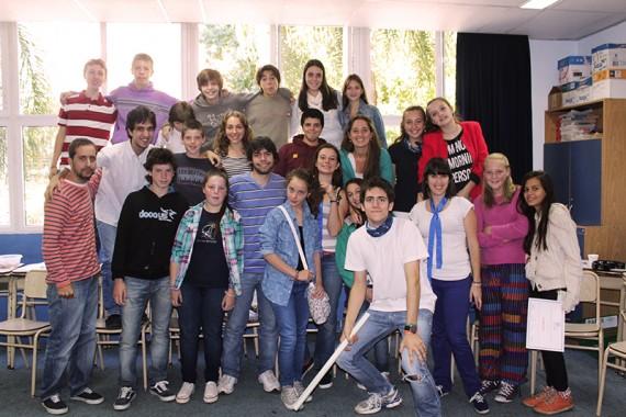 Comienzo Adolescentes 2014