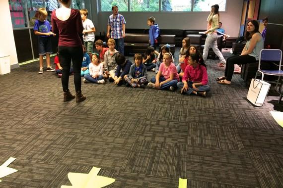 Adviento en el Encuentro de Niños