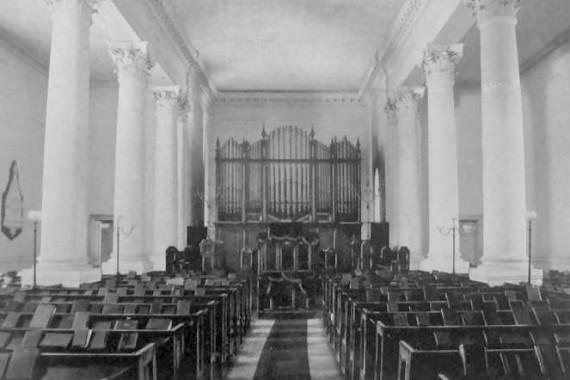 Restauración Órgano histórico Forster & Andrew's  (1883)